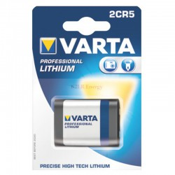 LITHIUM PHOTO 6V  2CR5  BLISTERx1
