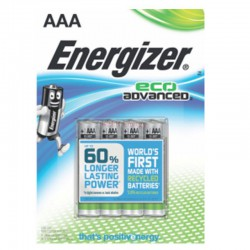 AAA – LR03 ENERGIZER HIGH TECH ALCALINE B4