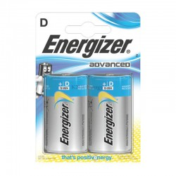 D – LR20 ENERGIZER ADVANCED ALCALINE B2