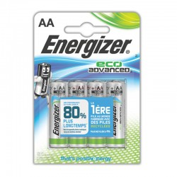 AA – LR06 ENERGIZER HIGH TECH ALCALINE B4