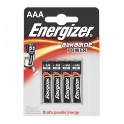 AAA – LR03 ENERGIZER ALCALINE B4