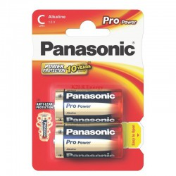 PANASONIC PRO POWER LR14-C Bx2