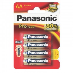 PANASONIC PRO POWER LR06-AA Bx4