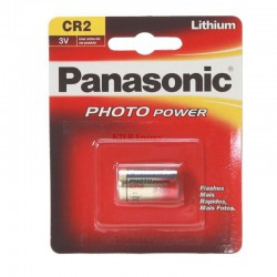 PILE LITHIUM PHOTO CR2 PANASONIC