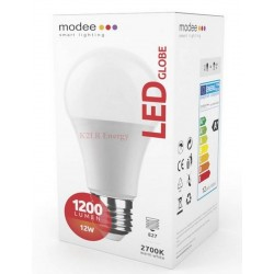 Modee Smart Lighting LED Globe A65 12W E27 270° 2700K