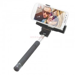 Monopod - Perche à selfies bluetooth