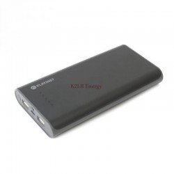 PLATINET POWER BANK 20000mAh DUAL USB 1A & 2.1A
