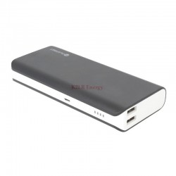 PLATINET POWER BANK 10000mAh DUAL USB 1A & 2.1A NOIR