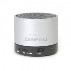 MINI ENCEINTE BLUETOOTH V3.0 ALU