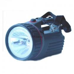 PHARE LEDs RECH AUTONOMIE 6H30 + AC+ SECTEUR
