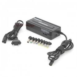 Chargeur universel 90W pour PC 9,5 à 20V + USB
