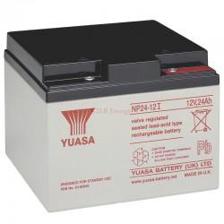 Batterie plomb 12V 24Ah