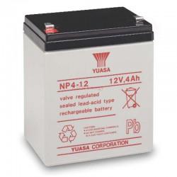 Batterie plomb 12V 4Ah