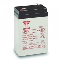 Batterie plomb 6V 4Ah