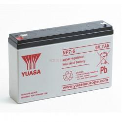 Batterie plomb 6V 7Ah