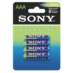 LR03 (AAA) Sony X4
