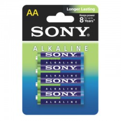 LR06 (AA) Sony X4