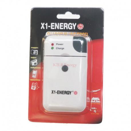 X1 CHARGEUR ACCU GSM + NUMERIQUE + VIDEO + AA AVEC AC