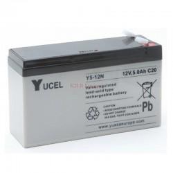 Batterie plomb 12V 5Ah