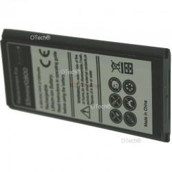 Batt OTech pour SAM S5 mini/G800 3.85V 2100mAh