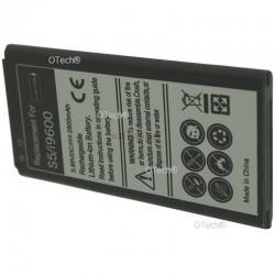 Batt OTech pour SAM S5/i9600 3.85V 2800mAh