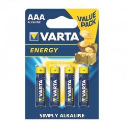 LR03 (AAA) Energy X4